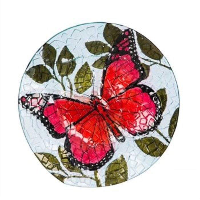 """Birdbath Butterfly 18"""""""