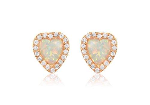 Melinda Maria Christina Stud Earring