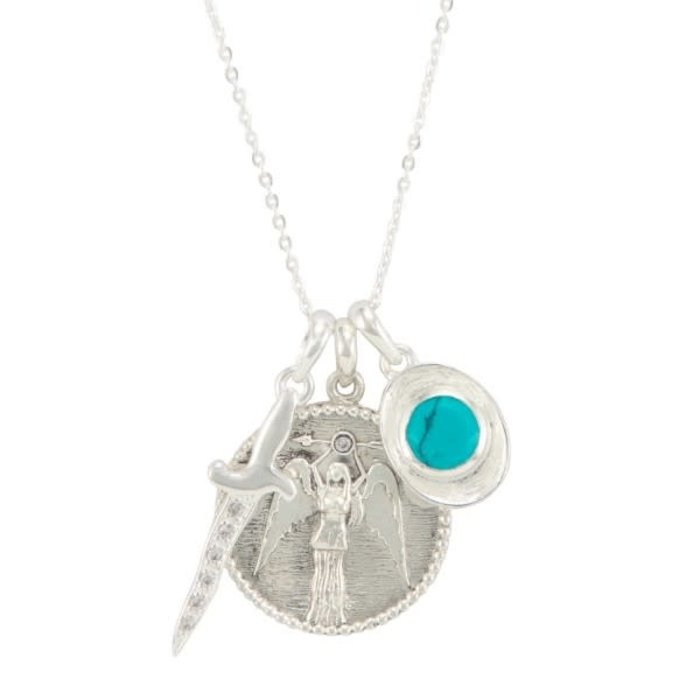 Goddess of Strength Necklace