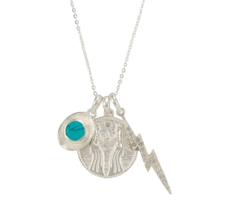 Goddess of Sisterhood Necklace