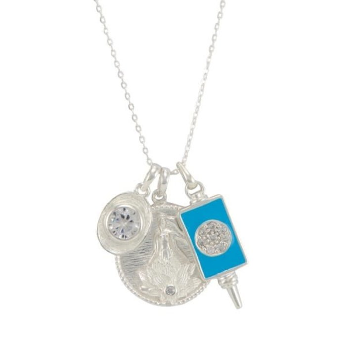 Goddess of Good Fortune Necklace