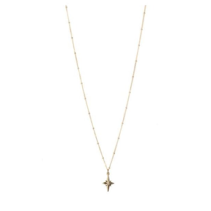 Polaire North Star Necklace