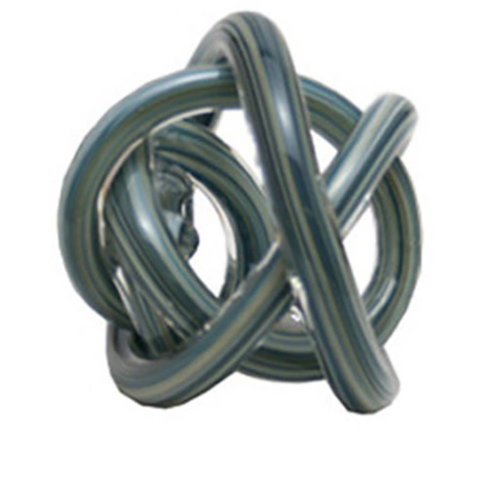 Glass Knot Grey