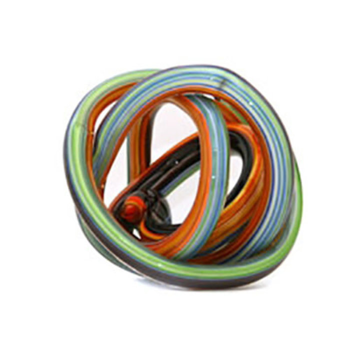 Glass Knot Rainbow