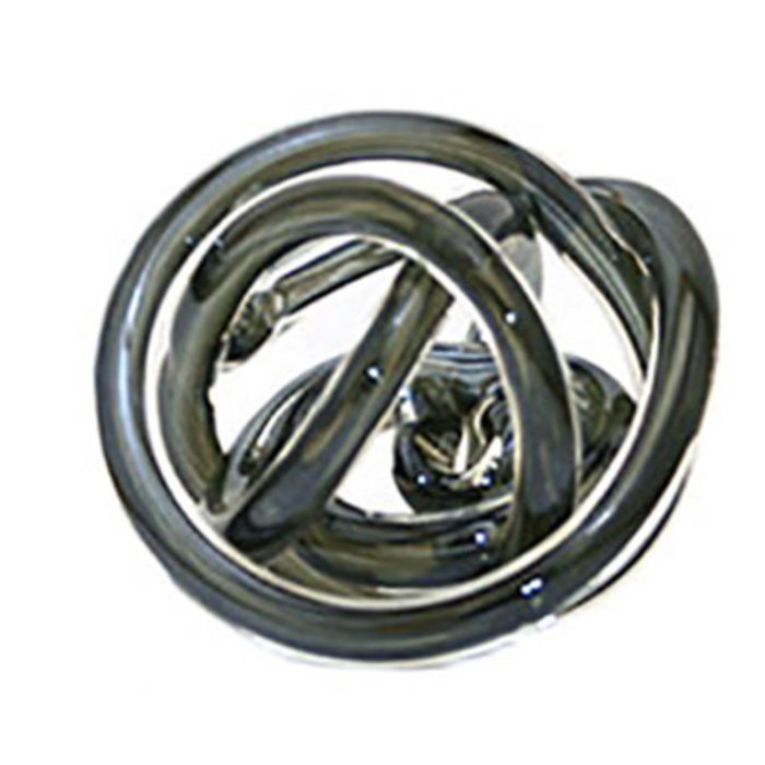 Glass Knot Metallic