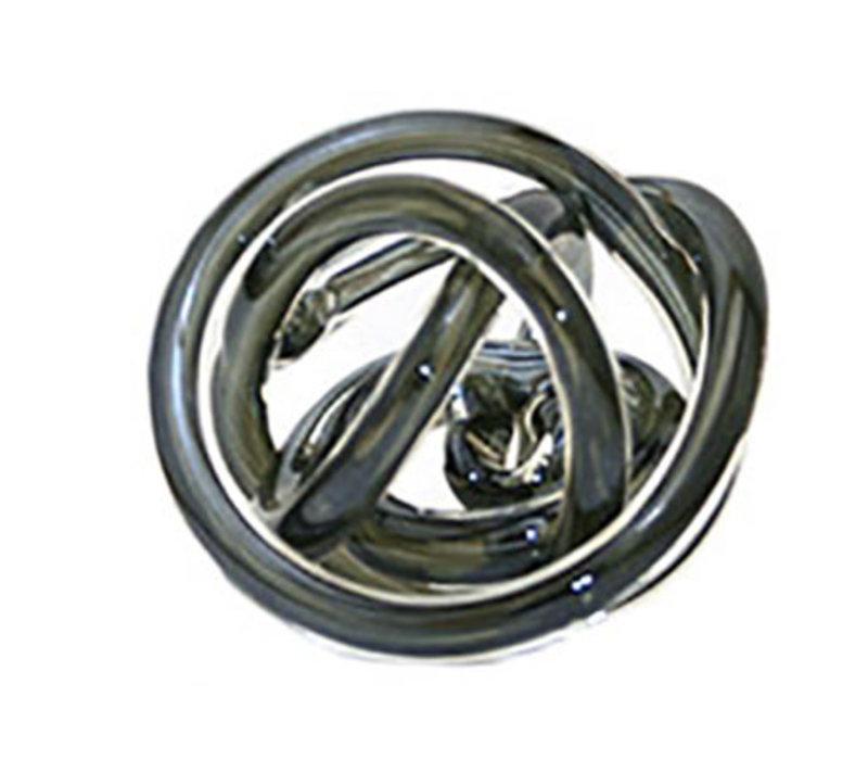 Glass Knot Metallic