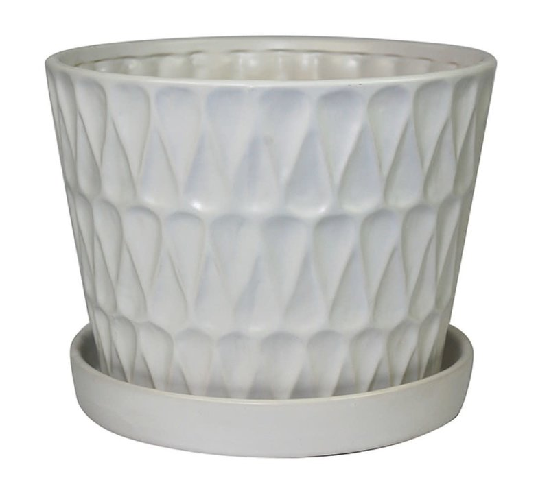 Frequency Pot With Saucer