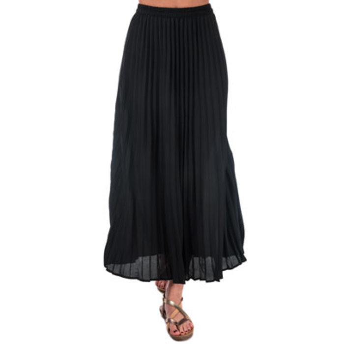 Phoebe Long Plisse Skirt