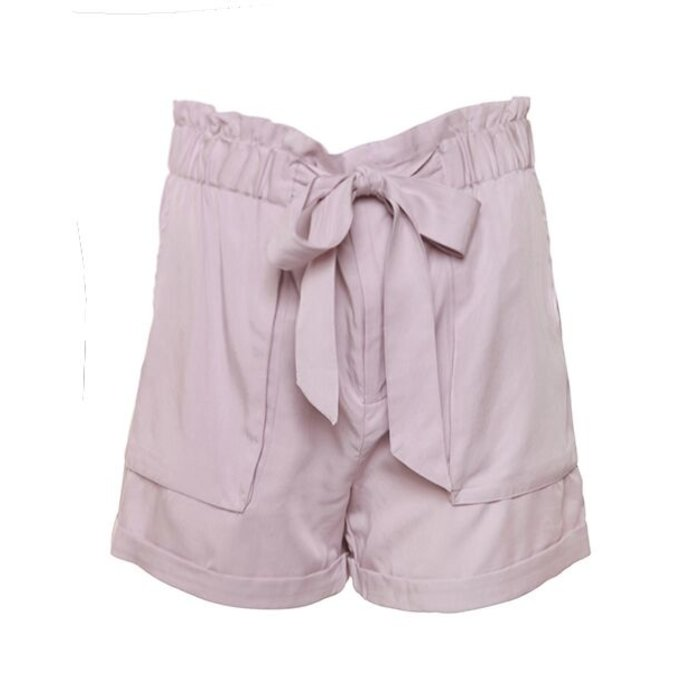 Pull On Short with Tie