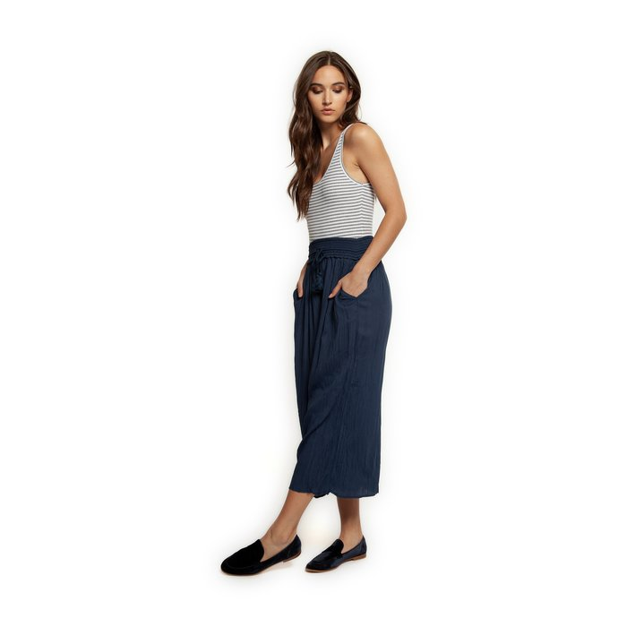 Pull On Culotte Pant