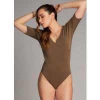 Bamboo Wrap Bodysuit