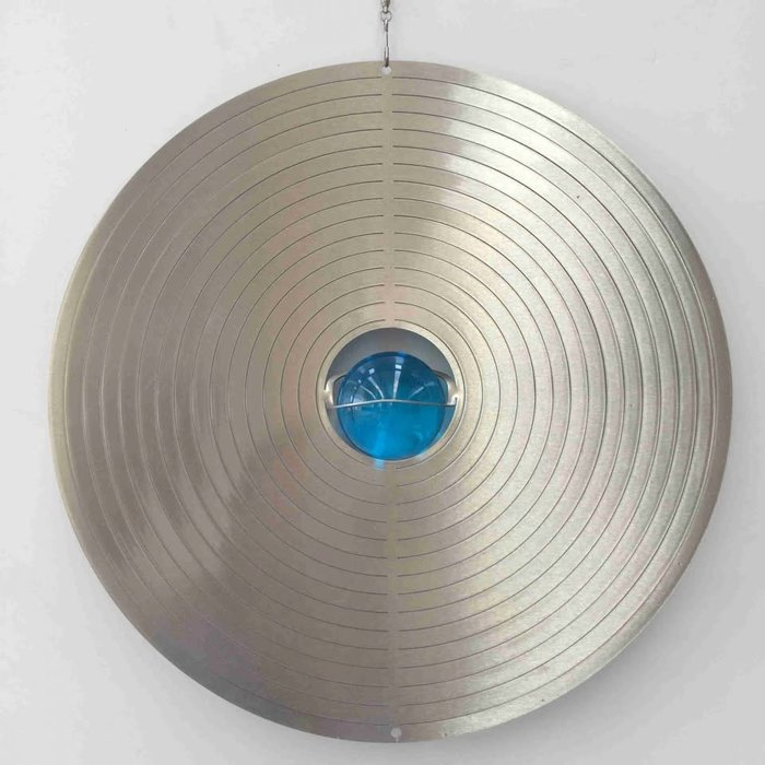 Wind Spinner Stainless Steel 10""