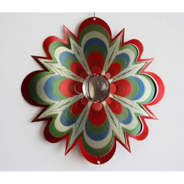 Wind Spinner Multicolor 12""