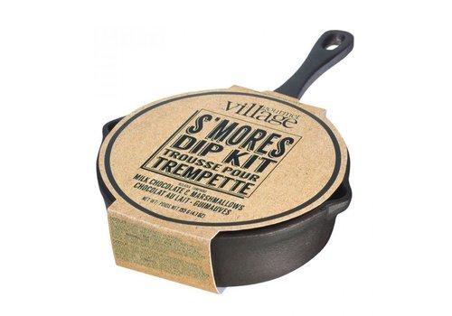 Gourmet Du Village Smores Kit With Skillet