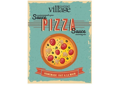 Gourmet Du Village Pizza Sauce Seasoning