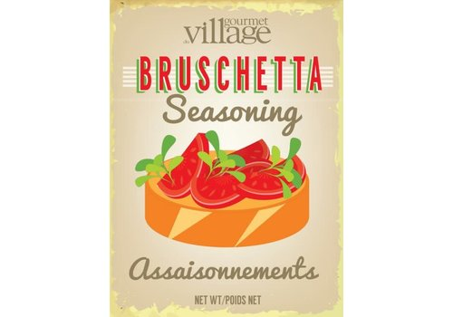 Gourmet Du Village Bruschetta Seasoning