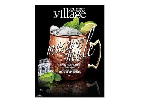 Gourmet Du Village Moscow Mule Drink Mix