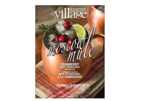 Gourmet Du Village Cranberry Moscow Mule Drink Mix