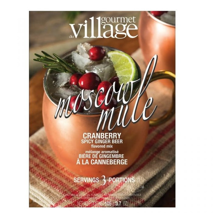 Cranberry Moscow Mule Drink Mix
