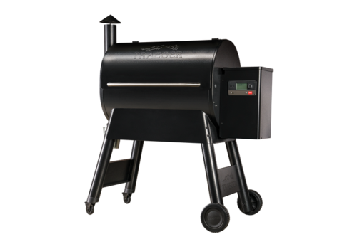 Traeger Grill Pro 780 Series Black