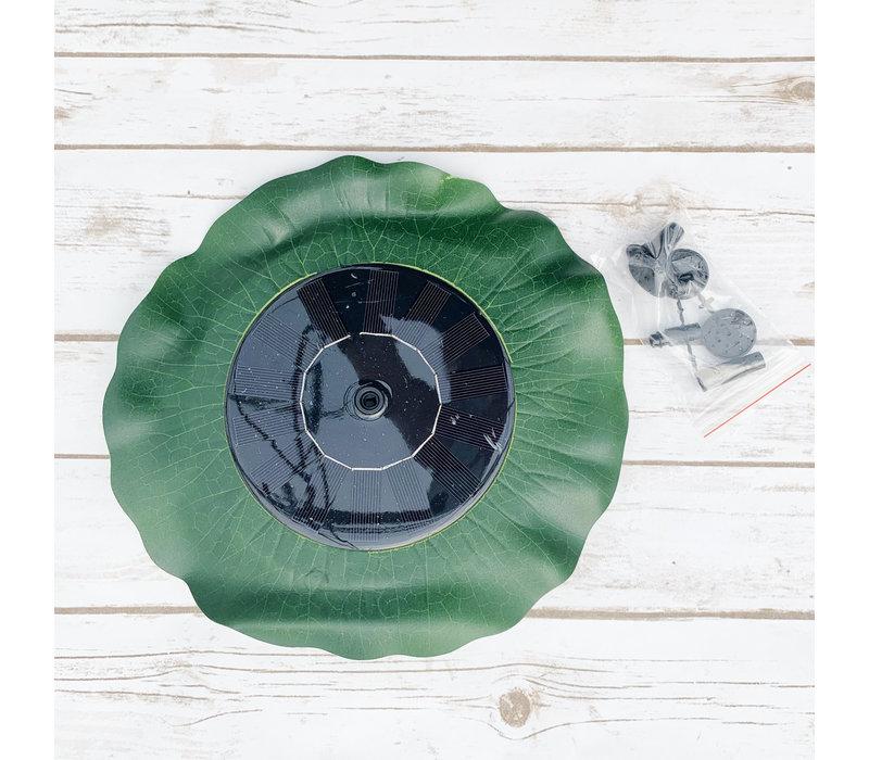 Solar Birdbath Kit
