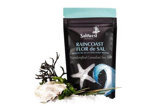 Saltwest Naturals Raincoast Flor de Sal 40g