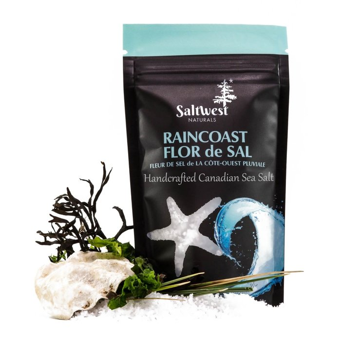 Raincoast Flor de Sal 40g