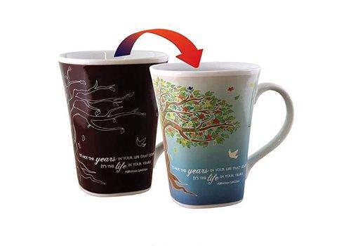 Color Changing Mug Life 16oz