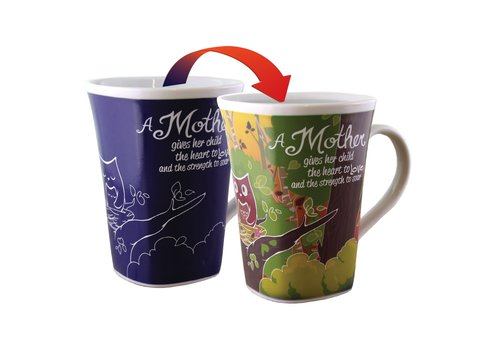 Color Changing Mug Mother 16oz