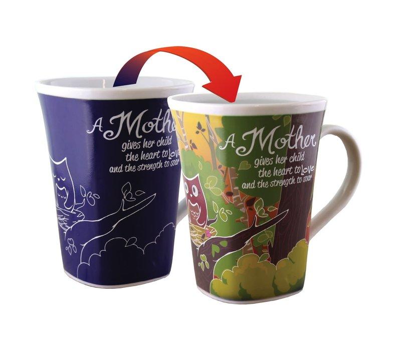 Color Changing Mug Mother 16oz