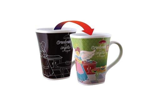 Color Changing Mug Grandma 16oz