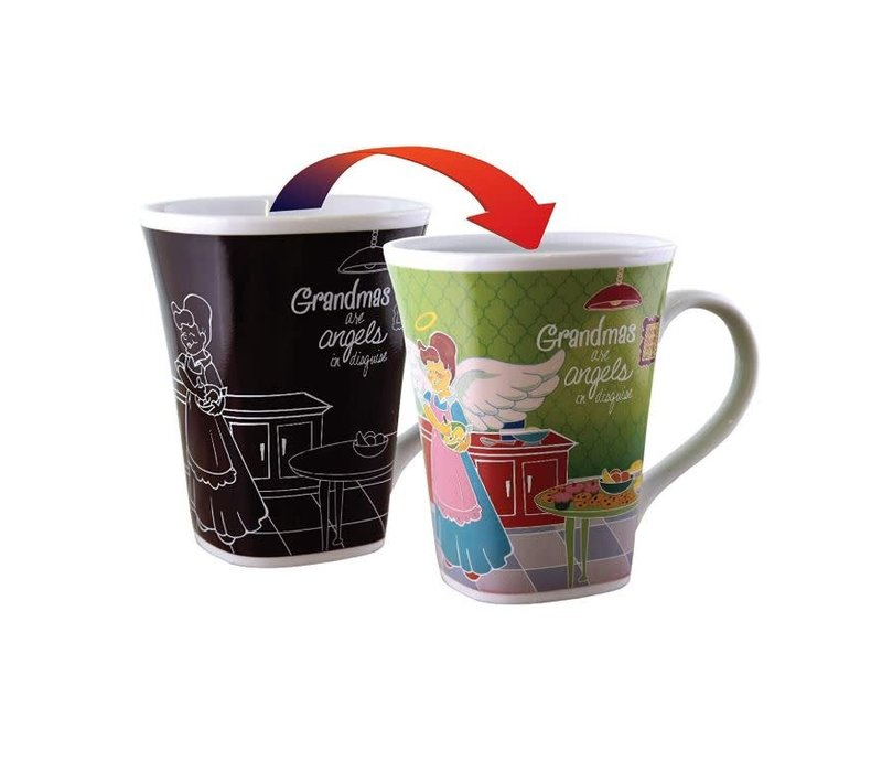 Color Changing Mug Grandma 16oz