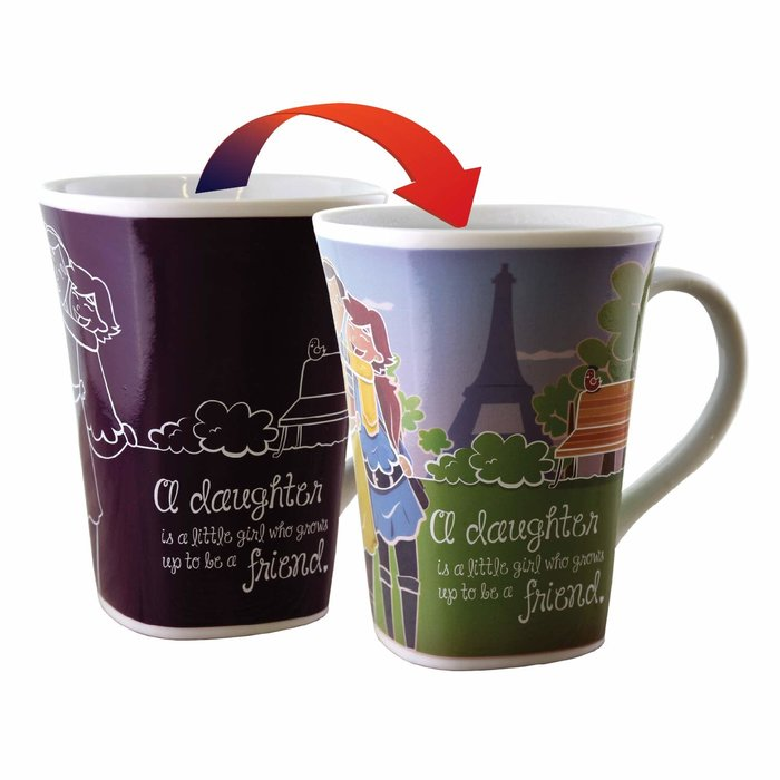 Color Changing Mug Daughter 16oz