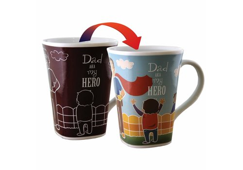 Color Changing Mug Dad 16oz