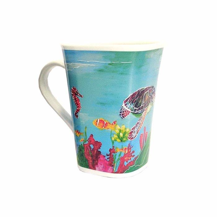 Color Changing Mug Mermaid 16oz