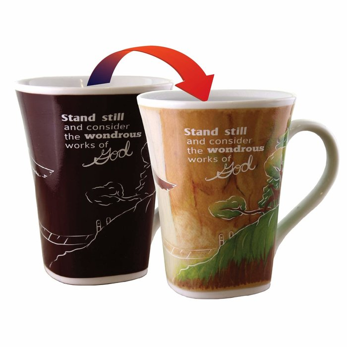 Color Changing Mug Wondrous 16oz