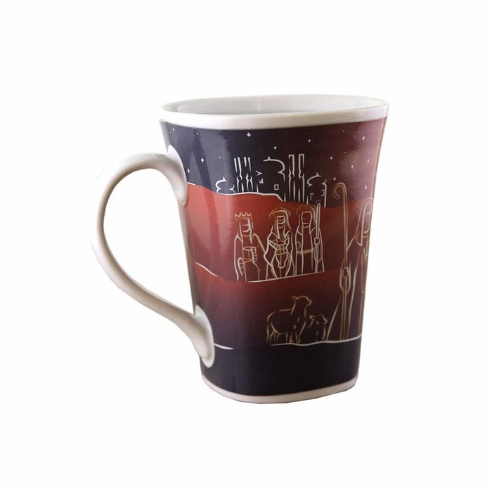 Color Changing Mug Nativity 16oz