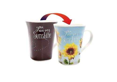 Color Changing Mug Sunshine 16oz