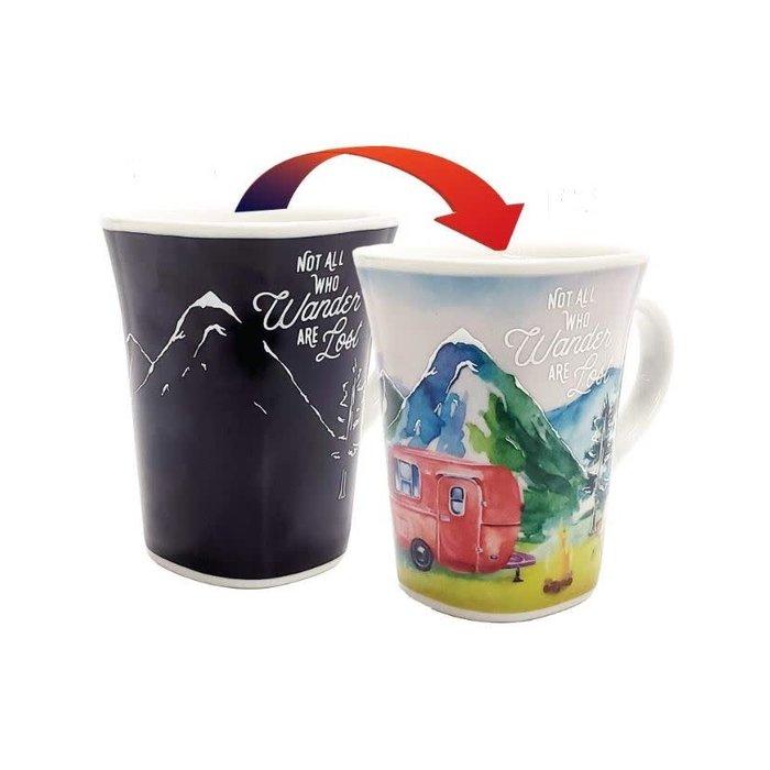 Color Changing Mug Adventure 16oz