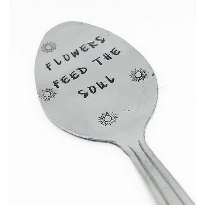 Garden Marker Flowers Feed the Soul