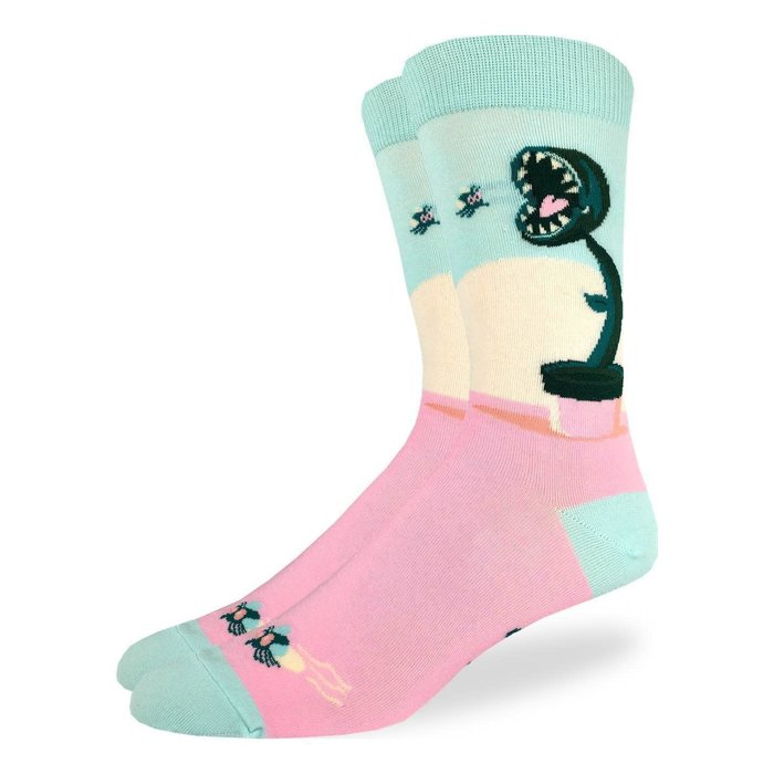 Men's Venus Fly Trap Socks