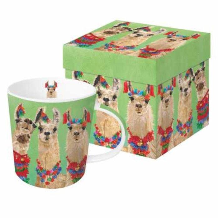 Mug Llama Amigos