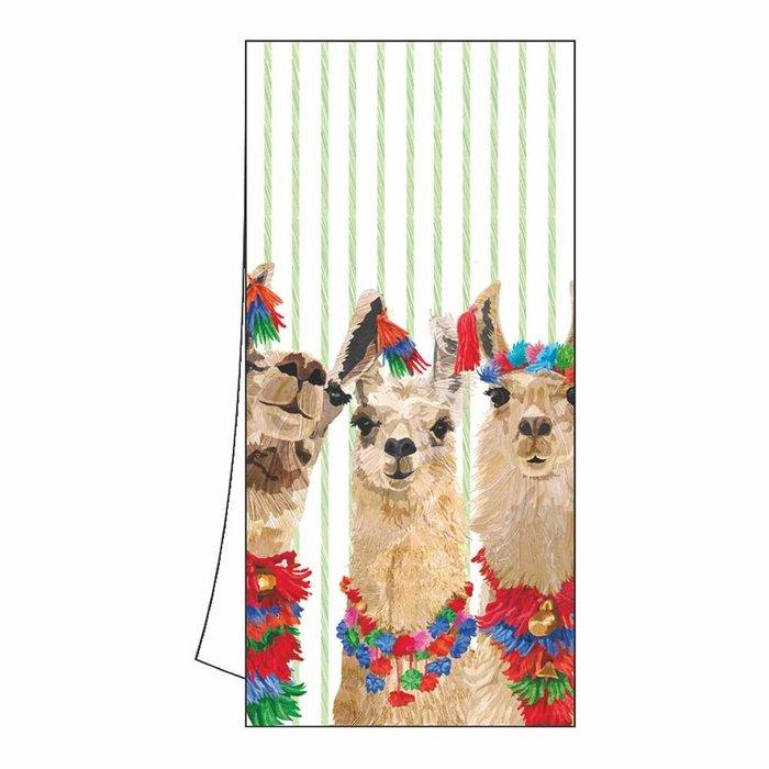 Kitchen Towel Llama Amigos