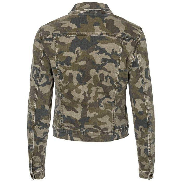 Debra Camo Jacket
