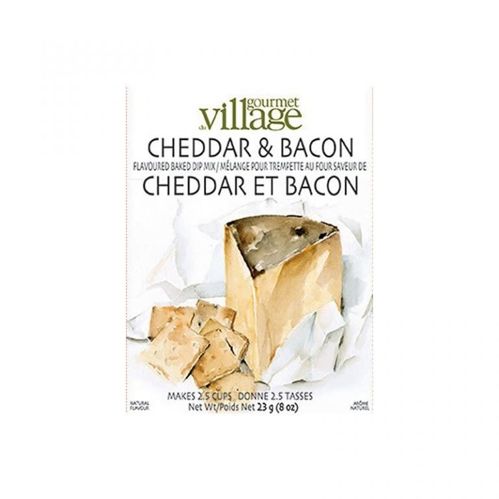 Dip Recipe Box Cheddar Bacon