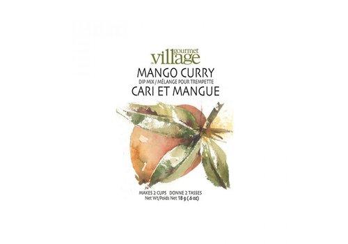 Gourmet Du Village Dip Recipe Box Mango Curry