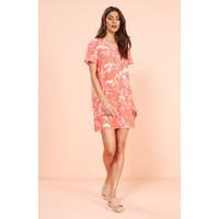Sahara Breeze Tee Dress
