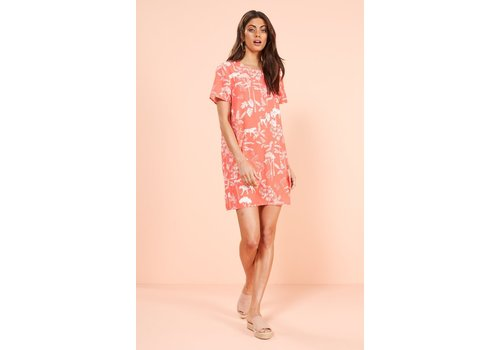 Mink Pink Sahara Breeze Tee Dress