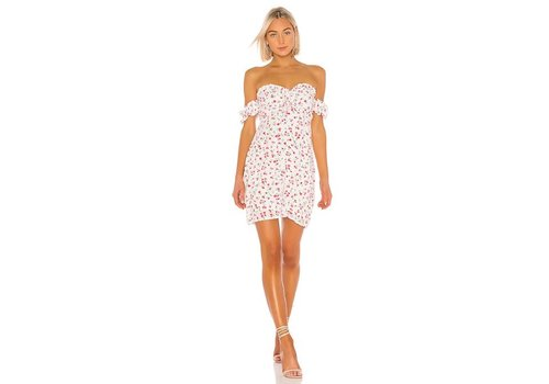 Mink Pink Burma Bloom Mini Dress