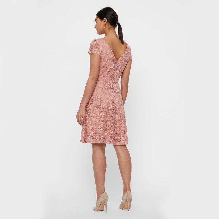 Sassa Capsleeve Short Dress
